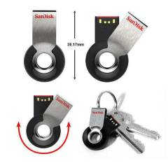 SANDISK 16GB USB CRUZER ORBIT