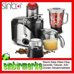 Sinbo SJ3133 Magic Blender Mikser Meyve S�kaca��