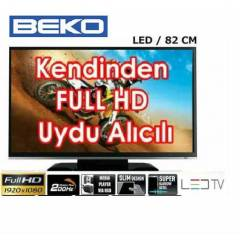 Beko B32-LB-5313 Uydu Al�c�l� 200 Hz Usb  Led Tv