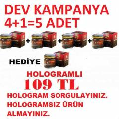 Red Honey Macun (K�rm�z� Bal) 50 gr  4  ADET