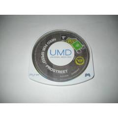 "PSP UMD Oyun - ""Need for Speed - Pro Street"""