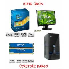 19 LED+�5 3470+4 GB RAM+2 GB HAR�C� E/K+500 GB H