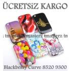 Blackberry Curve 8520 9300 K�l�f Kapak Unique