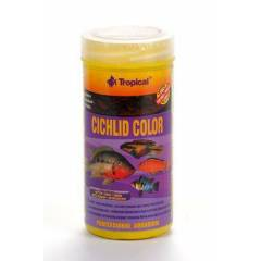 Tropical Cichlid Color Flake 300 ml