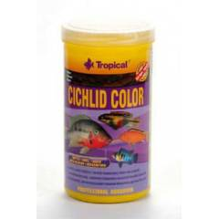 Tropical Cichlid Color Flake 1200 ml