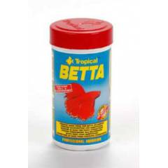 Tropical Betta 75 ml. Pul Yem