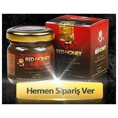 4 ADET RED HONEY KIRMIZI BAL KAMPANYADA