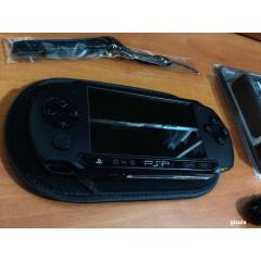 SONY PSP E1004 CHARCOAL BLACK 8 GB+FULL AKSESUAR