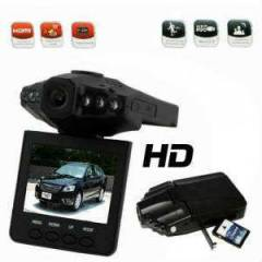 Ara� i�i kamera 2.5 in� hd dvr