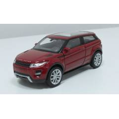 WELLY 1:32 �L�EK RANGE ROVER EVOQUE D�ECAST MODE