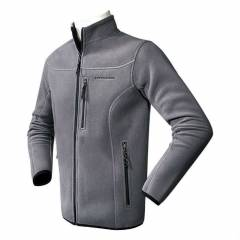 Cottonland HUSKY Erkek Polar Fleece Kaban GR�