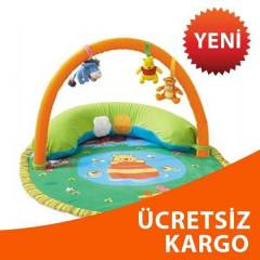 TOMY POOH VE  SEV�ML� ARKADA�LARI OYUN HALISI
