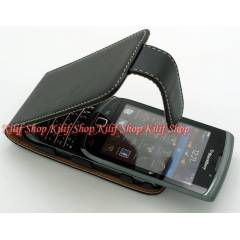 BlackBerry 9800 Torch Flip Kapakl� K�l�f+3x Flim