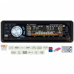 Kamosonic Ks-5886 Dvd/Vcd/Usb/Sd/Fm Oto