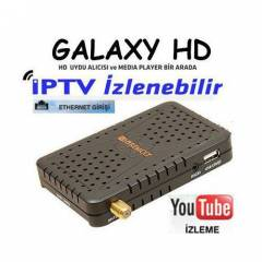 HIREMCO GALAXY DIJITAL UYDU ALICISI FULL HD