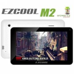 "EZCOOL M2 CORTEX A8 512 MB 8 GB 7"" Android 4.2"