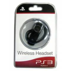 WIRELESS HEADSET KABLOSUZ KULAKLIK PS3 SIFIR