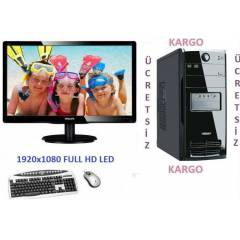 22 LED �NTEL i5 3330+4 GBRAM+2GB E,KART+320 HDD