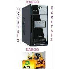 AMD 6300 6 �EK�RDEK +4 GB RAM+500gb HDD+HAZIR PC
