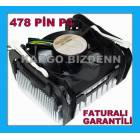 478 P�N ��LEMC� FANP4 PENT�UM CPU FAN SO�UTUCU