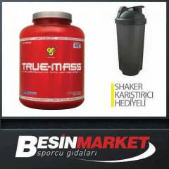 BSN True Mass 2610 gr Vanilya