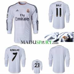 Real Madrid 2014 Orj. Home Uzunkol Ma� Formas�