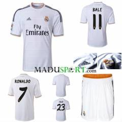 Real Madrid 2014 Orj. Home Ma� Forma �ort