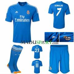 Real Madrid 2014 Orj. Away Ma� Forma �ort Tozluk