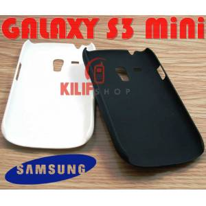 Samsung Galaxy S3 Mini i8190 Sert K�l�f +3Film