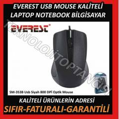 EVEREST USB B�LG�SAYAR NOTEBOOK PC MOUSE