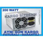 200W 200 WATT POWER SUPPLY PSU G�� KAYNA�I KASA
