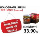 Red Honey Macun (K�rm�z� Bal) HOLOGRAMLI �R�N