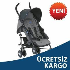 Chicco Echo Baston Bebek Puset Coal