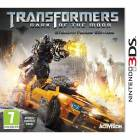 TRANSFORMERS DARK OF THE MOON 3DS OYUN PAL SIFIR