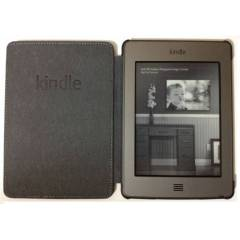 AMAZON KINDLE TOUCH DER� KILIF (LOGOLU)