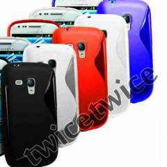 SAMSUNG Galaxy S3 Mini KILIF Soft TPU FLEX�