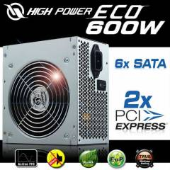 High Power ECO 600W Ger�ek G�� Kayna��