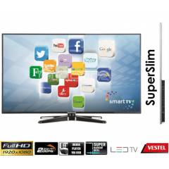 "Vestel Techwood 32""(82cm)SuperSlim Smart LED TV"