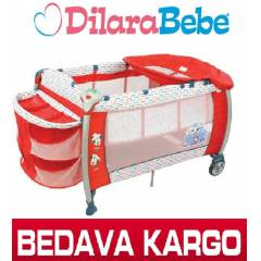 KRAFT Disney P001 Oyun Park� Be�i�i 70*110 cm