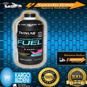 Twinlab L-Carnitine Fuel 473ml