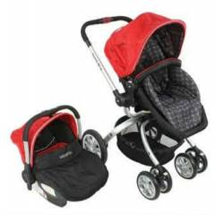 KRAFT TW�ST RLX RED TRAVEL SET