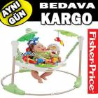 Fisher Price Ya�mur Orman� Jumperoo Hoppala 2014