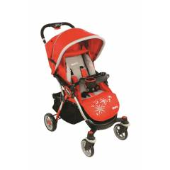 KRAFT PRAT�C BEBEK ARABASI RED