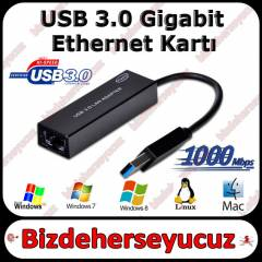 USB 3.0 Gigabit Ethernet Adapt�r�