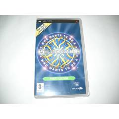 "PSP UMD Oyun - ""Who wants to be a millionaire"