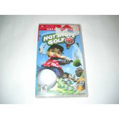 "PSP UMD Oyun - ""HOT SHOTS GOLF"""