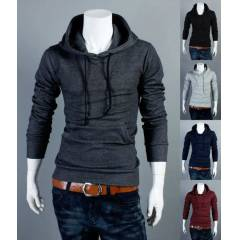 Markakral� Cool Mens Wear D�z Kap�onlu Sweet