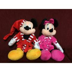 Mickey mouse minnie mouse pelu� oyuncak