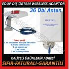 EDUP WIRELESS KABLOSUZ ALICI ADAPT�R 36 DBI