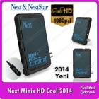 NEXT M�N�X HD COOL Full HD-1920x1080 USB PVR